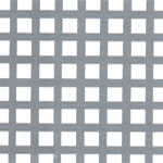 Square Hole Perforated Sheets